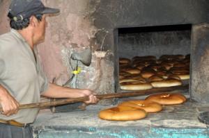 Boulangerie four
